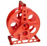 Bayco K-100 Deluxe 150' Cord Storage Reel on Stand