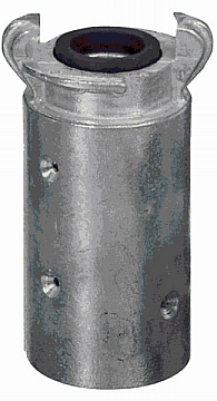 "Kuriyama Q-BR1 Brass Sand Blast Hose Coupling, Quick Disconnect Ends, 3/4"" at Sears.com"