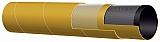 "Kuriyama T155AK050X100 Textile Cord-Reinforced ""Air Drill"" Hose, Yellow Cover, 1/2"" ID"
