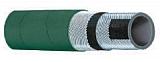 "Kuriyama T157AG050X100 Textile Cord-Reinforced, ""Heavy Duty"" Air Drill Hose, Green Cover, 1/2"" ID"