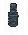 "Legend Valve 461-529 3/4"" x 1/2"" Plastic Pex Reducing Coupling"