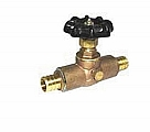 "Legend Valve 107-131 3/4"" S-511P STOP & WASTE"