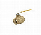 "Legend Valve 101-061 1/4"" T-1002 Ball Valve, Full Port, Gland Follower"