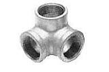 "Legend Valve 352-053C 1/2"" Galvanized Side Outlet Elbow"