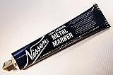 "Nissen LCBKB Black Low Chloride Metal Markers Point Size:3/16"""