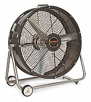 Triangle Fans CF 2421 Portable Cooler, Contractor's Fan, Direct Drive at Sears.com