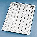"Triangle Fans CSS 24 Whole House Fan Shutter, 22"" x 30"""